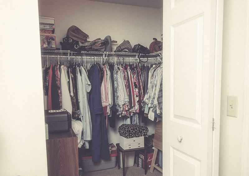 Marion North Walk in Closet